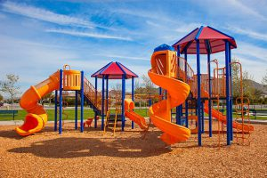 Keeping kids safe on the playground