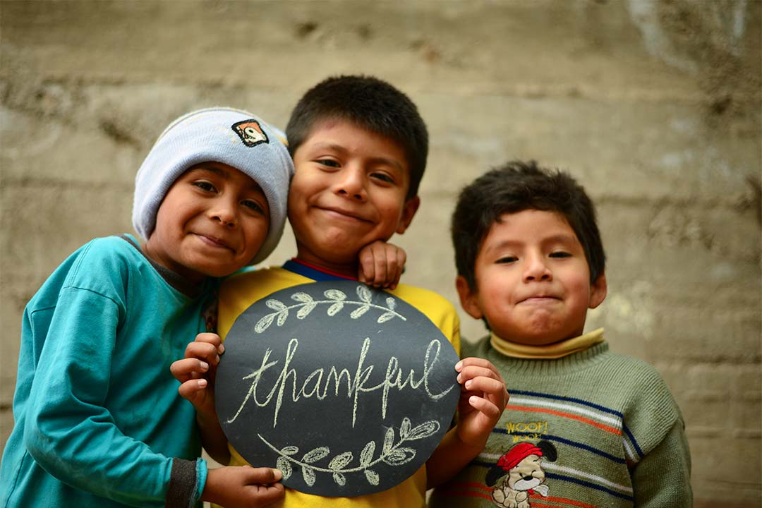 Life Lessons: Teaching Children to Be Grateful - ChildWatch