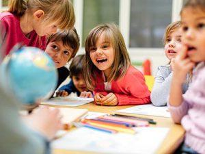 Professional Development Benefits Children